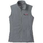 Ladies Lightweight Fleece Vest