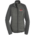 Ladies' Hybrid Softshell Jacket
